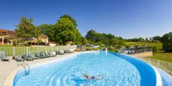 Bathing Camping la Linotte - Le Bugue