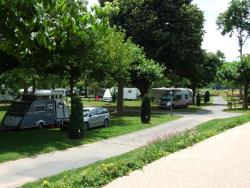 Pitch - Emplacements - Camping La Plage