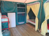 Rental - Zeltbungalow (without toilet blocks) - Camping Le Roc de Lavandre