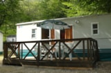 Rental - Mobile home ECO - Camping Le Roc de Lavandre