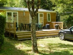 Rental - Mobil Home Luxe - Camping Maisonneuve