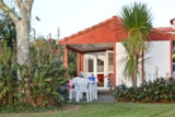 Rental - CHALET RÊVE (4 adults and 2 children under 16 years old) - Camping UR-ONEA