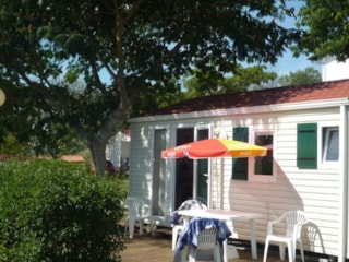 MOBIL-HOME AZUR (2 adults and 2 children under 16 )