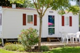 Rental - MOBILE-HOME OCÉANE (4 adults) - Camping UR-ONEA