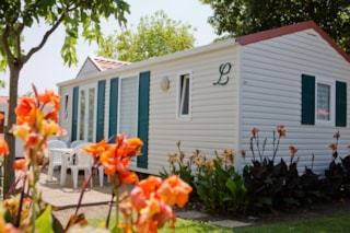 MOBILE-HOME FLORES (4 adults and 1 child under 16 years old)