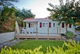 Rental - MOBILE-HOME MARINA GRAND CONFORT (4 adults and 2 kids under 16 years old) - Camping UR-ONEA
