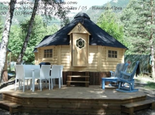 Kota cabin - without water and toilet blocks