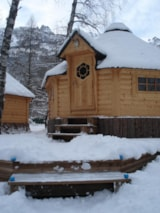 Rental - Kota Cabin - Without Water And Toilet Blocks - Camping-Caravaneige l'Iscle de Prelles