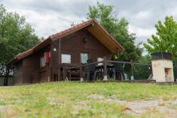Chalet in legno (3 camere)