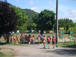 Sport activities Camping Municipal Le Bourniou - Saint Julien de Lampon