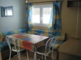 Rental - Mobil-home - Camping Chalets Résidentiels SAINT JAMES LES PINS