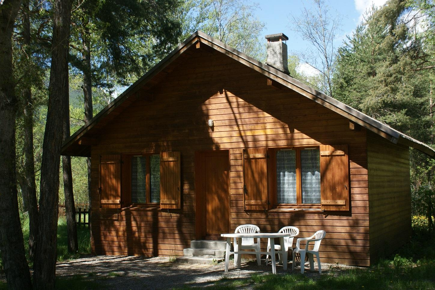 Location - Chalet 'Loisir' - Camping Saint-James Les Pins