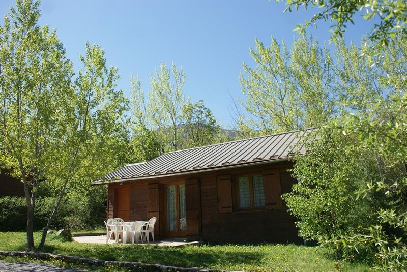 Location - Chalet 'Confort' - Camping Saint-James Les Pins