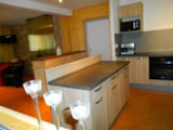 Rental - CHALET SPECIAL GROUPE - Camping Chalets Résidentiels SAINT JAMES LES PINS