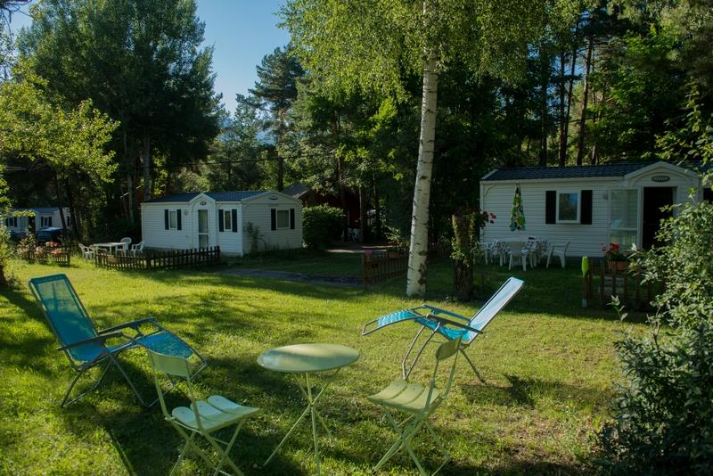 Camping Chalets Résidentiels SAINT JAMES LES PINS