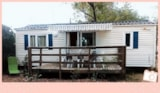 Rental - Mobilhome 3 Bedrooms - Camping l'Olivier
