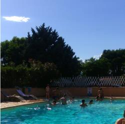 Beaches Camping L'olivier - Massillargues Attuech