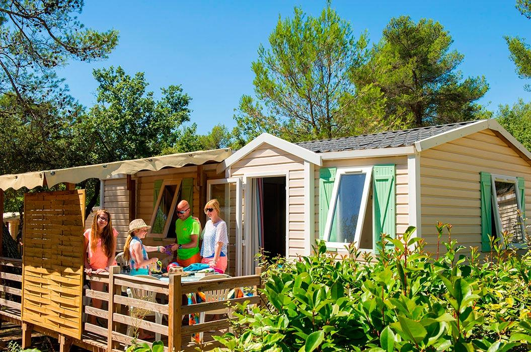 Locatifs - Mobil-Home Cosy 2 Chambres - I4p2 - Tohapi Camping Le Ried