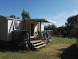 Rental - Mobile Home Domino (4 Adults + 2 Children) - Camping La Bageasse