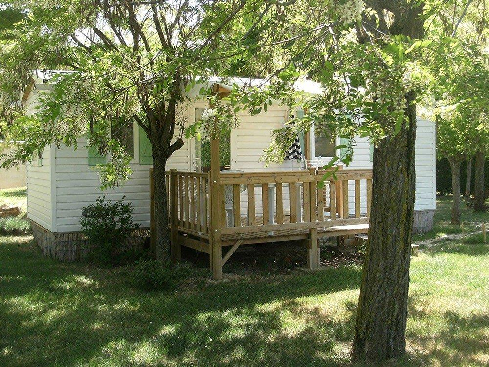 Location - Mobile-Home  Titania - Camping Les Roches