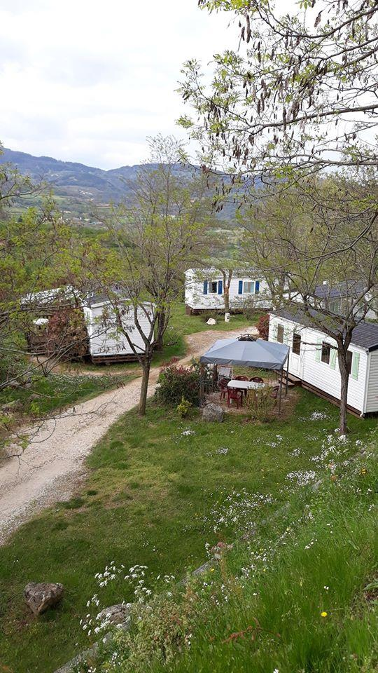 Location - Mobile Home Confort - Camping Les Roches