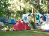 Pitch - Pitch large tent - Camping Villaggio Rio Verde
