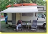 Pitch - Pitch Big Camper - Camping Villaggio Rio Verde