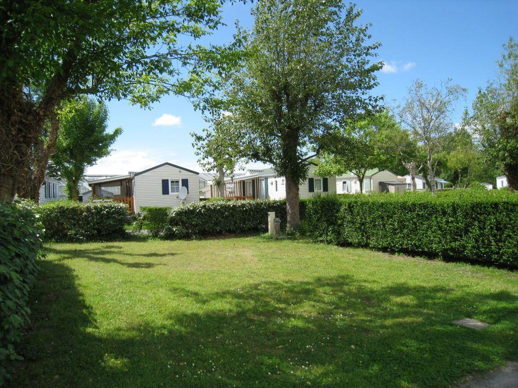 Camping pitch 85-100m²