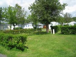 Camping pitch 85-100m² with package VIP