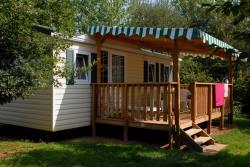 Rental - Mobile home SUNSHINE - Capfun - Le Moulinal