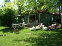 Huuraccommodaties - Chalet Biron 28M² - Capfun - Le Moulinal
