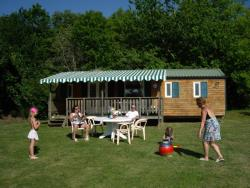 Rental - Mobile home RESORT + TOP PRESTA - Capfun - Le Moulinal