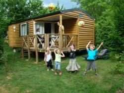 Rental - Mobile home SUNSHINE TOP PRESTA - Capfun - Le Moulinal