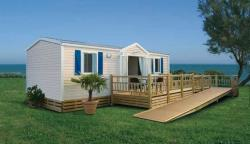 Rental - Mobile home LIFE - Capfun - Le Moulinal