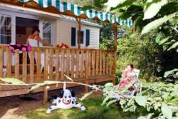 Rental - Mobile home RESORT TOP PRESTA - Capfun - Le Moulinal