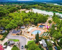 Establishment Homair - Camping Le Val De Durance - Cadenet