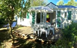 Mobile home - 2 bedrooms - 1 bathroom - Grand Confort Plus