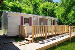 Mobil-Home wheelchair friendly (2 bedrooms) per night