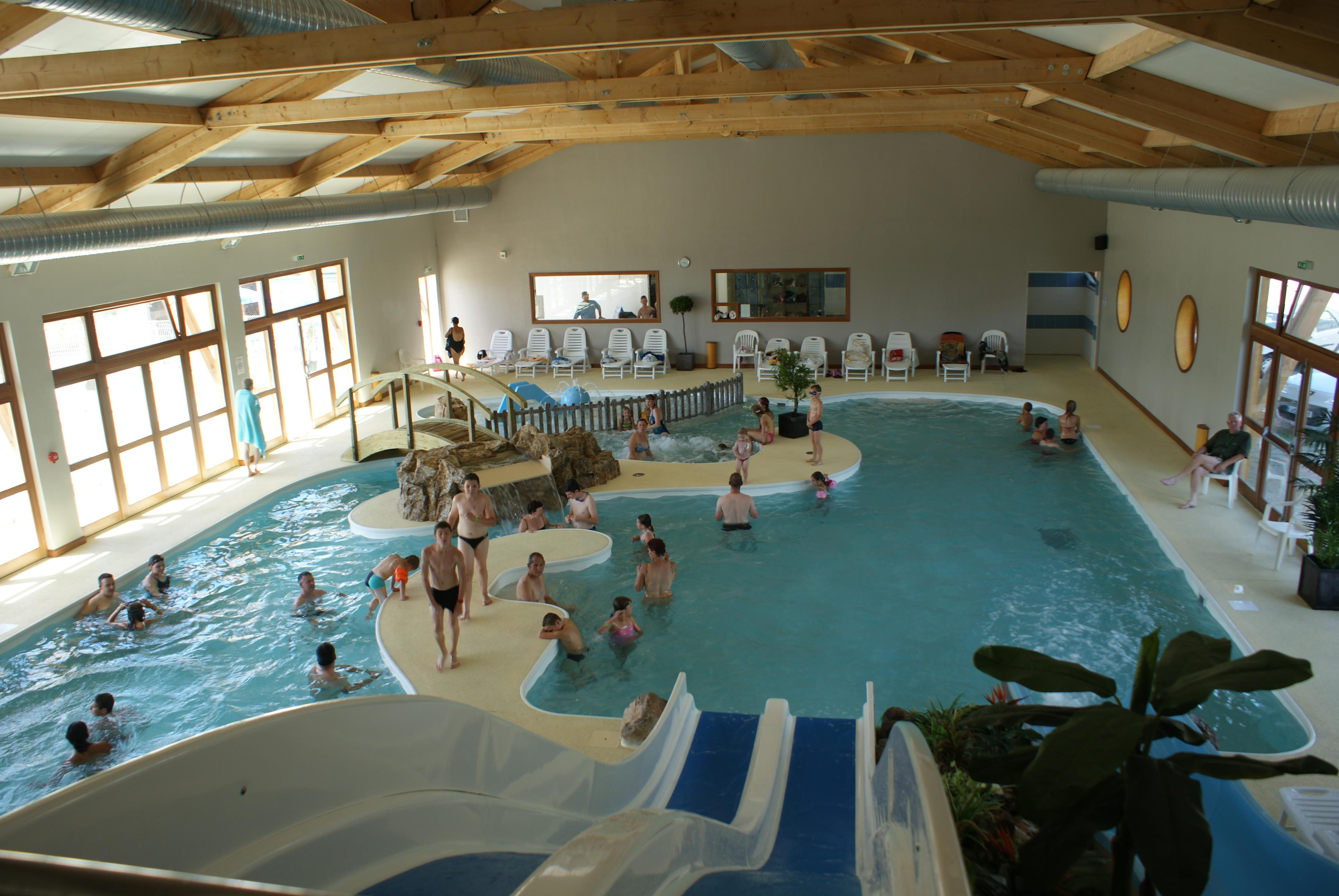 Establishment Camping Le Champ Neuf - Saint Quentin En Tourmont