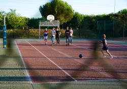 Sport activities Camping Le Beaulieu - Puilboreau