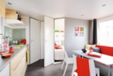 Rental - Mobile home Capucine 23.30 m² (2 bedrooms) + terrace 6.70 m² - Domaine de Corneuil
