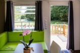 Rental - Mobile home Verveine  26.75 m² (2 bedrooms) + terrace 11.25 m² - Domaine de Corneuil