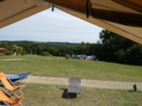 Rental - Cottage Tent adapted to people with impaired mobility - Domaine de Corneuil