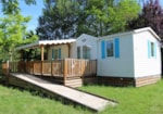 Huuraccommodaties - COTTAGE CONFORT PMR 32m² - 2 ch - Camping Sunêlia L'Hippocampe