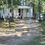 Rental - Mobile home Maxi Confort 27 m² + sheltered terrace - Camping Sites et Paysages LES PASTOURELS