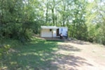 Rental - Mobile home Liberté 23 m² + sheltered terrace - Camping Sites et Paysages LES PASTOURELS