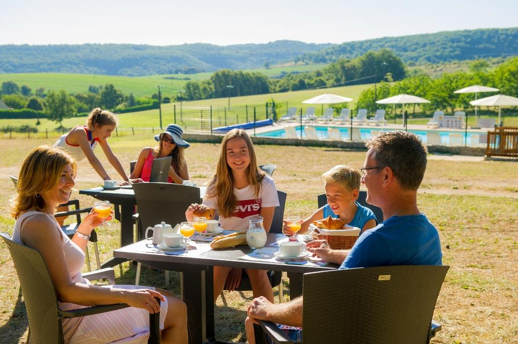 Services & amenities Camping Sites et Paysages LES PASTOURELS - Veyrines de Domme