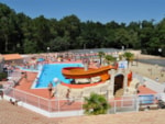 Establishment Camping la Puerta del Sol - Saint Hilaire de Riez