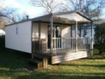 Mobil home 26m² (2 chambres)
