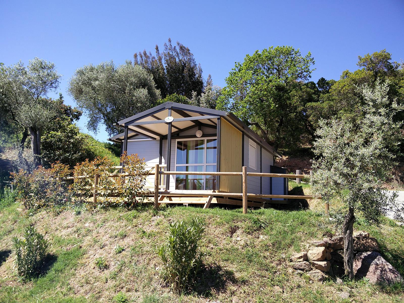 Location - Chalet Gitotel Morea - Camping Les Philippons